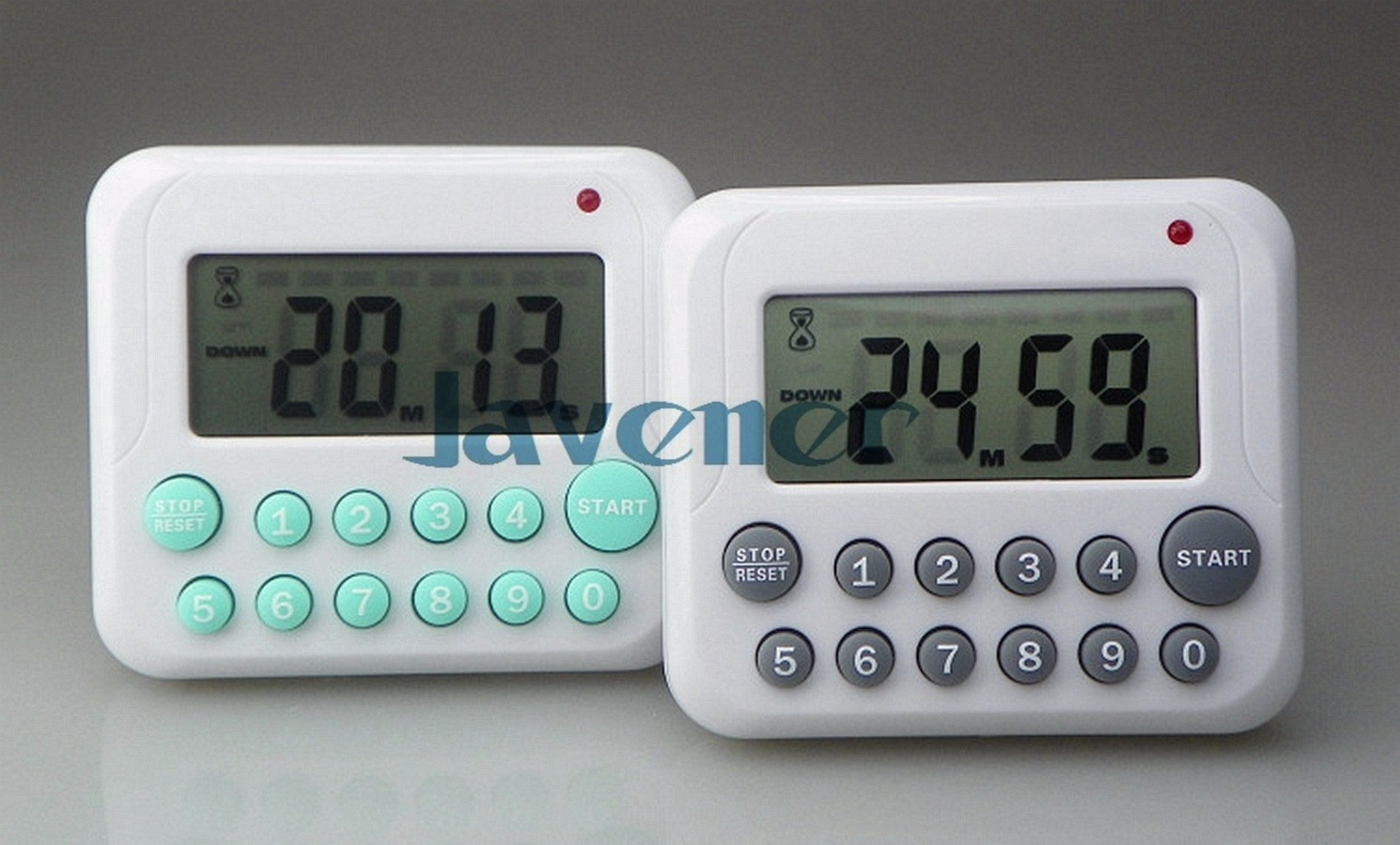 A Timer for 1 Minutes Lovely Portable Digital Lcd Timer Countdown Alarm Clock Lab