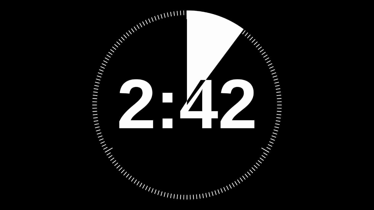 A Timer for 1 Minutes Luxury 3 Minute Timer