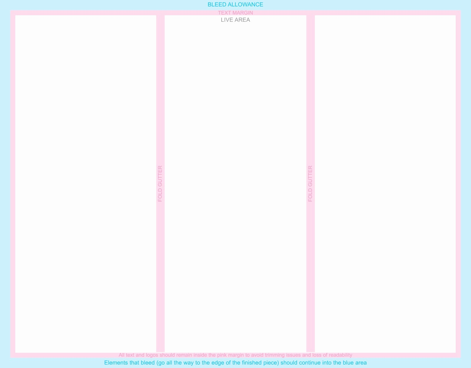 A4 Tri Fold Brochure Template Awesome Best Free Printable Brochure Templates