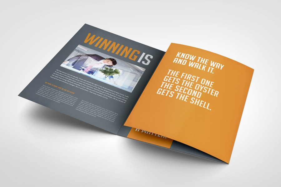 A4 Tri Fold Brochure Template Awesome Mikinger