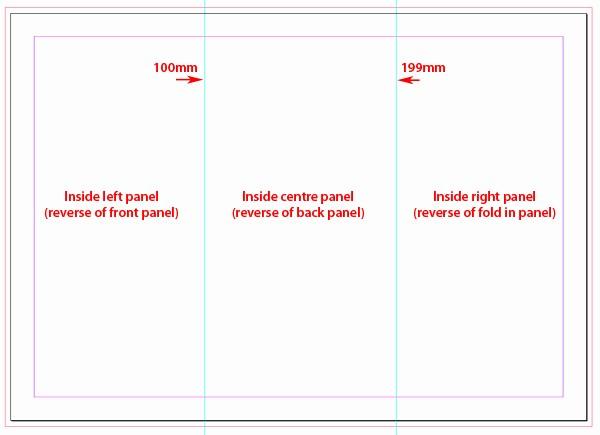 A4 Tri Fold Brochure Template Fresh A4 Tri Fold Brochure Template Indesign A4 Brochure Tri