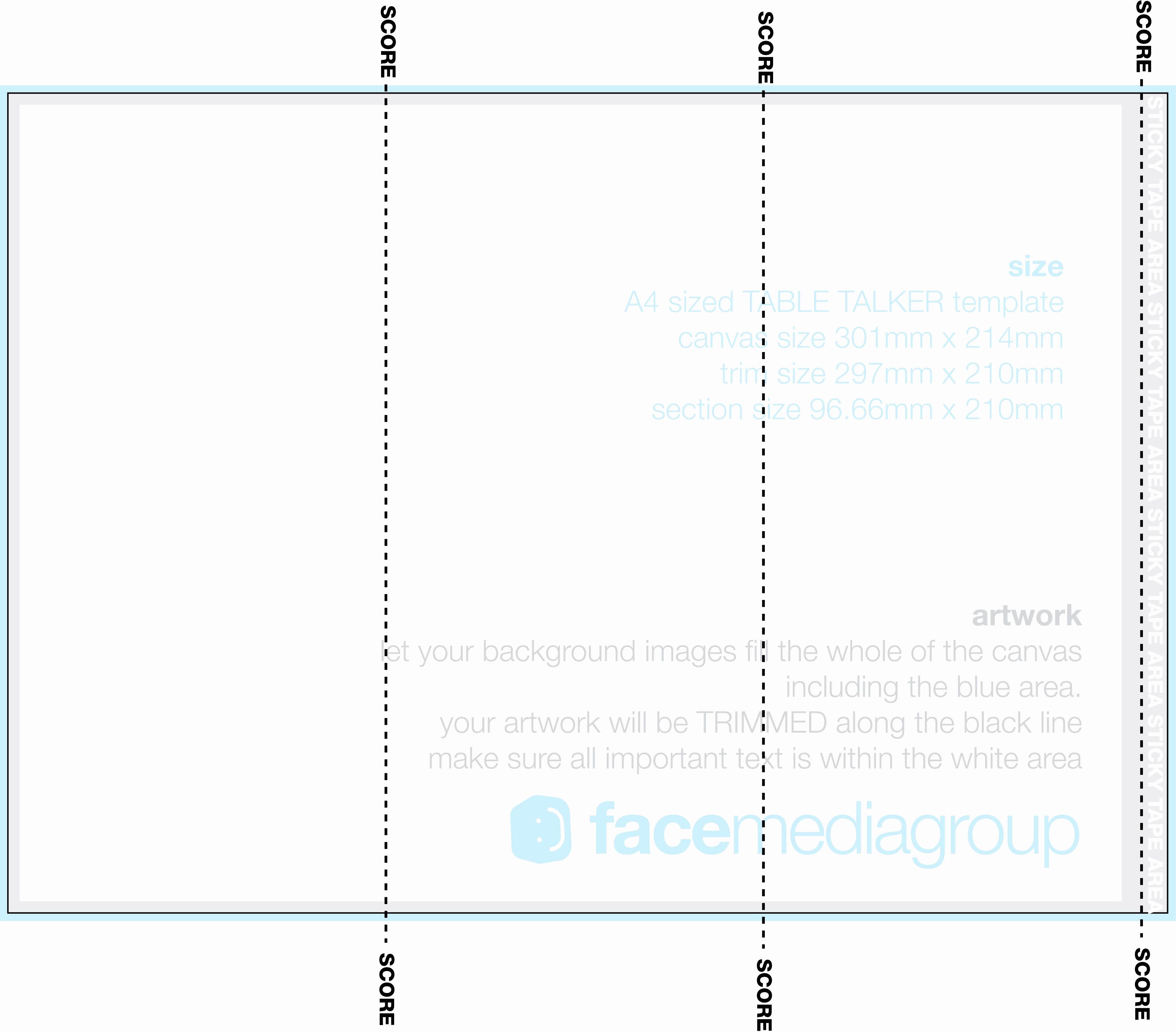 A4 Tri Fold Brochure Template Inspirational Blank Brochure Templates A4