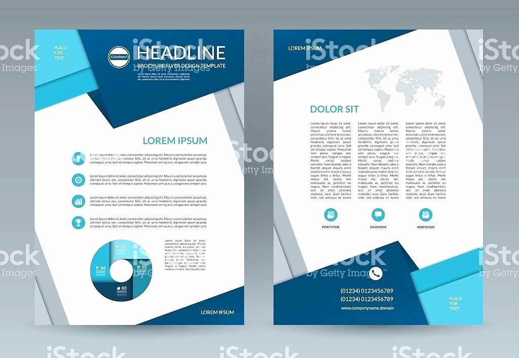 A4 Tri Fold Brochure Template Lovely A4 Brochure Template – Helenamontanafo