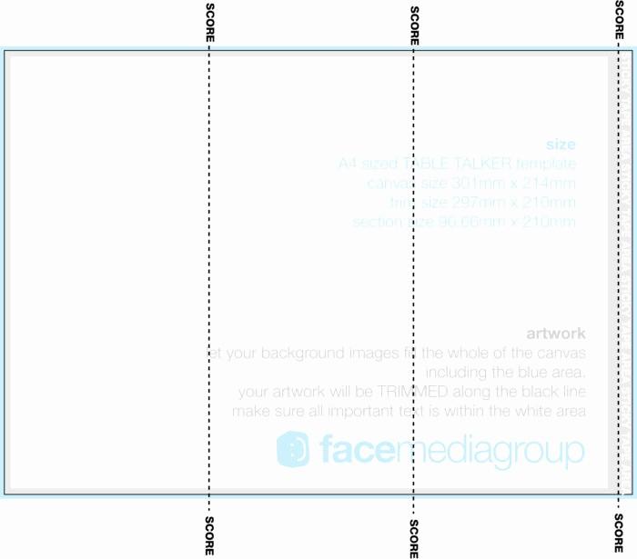 A4 Tri Fold Brochure Template Luxury A4 Tri Fold Brochure Template Illustrator A4 Tri Fold