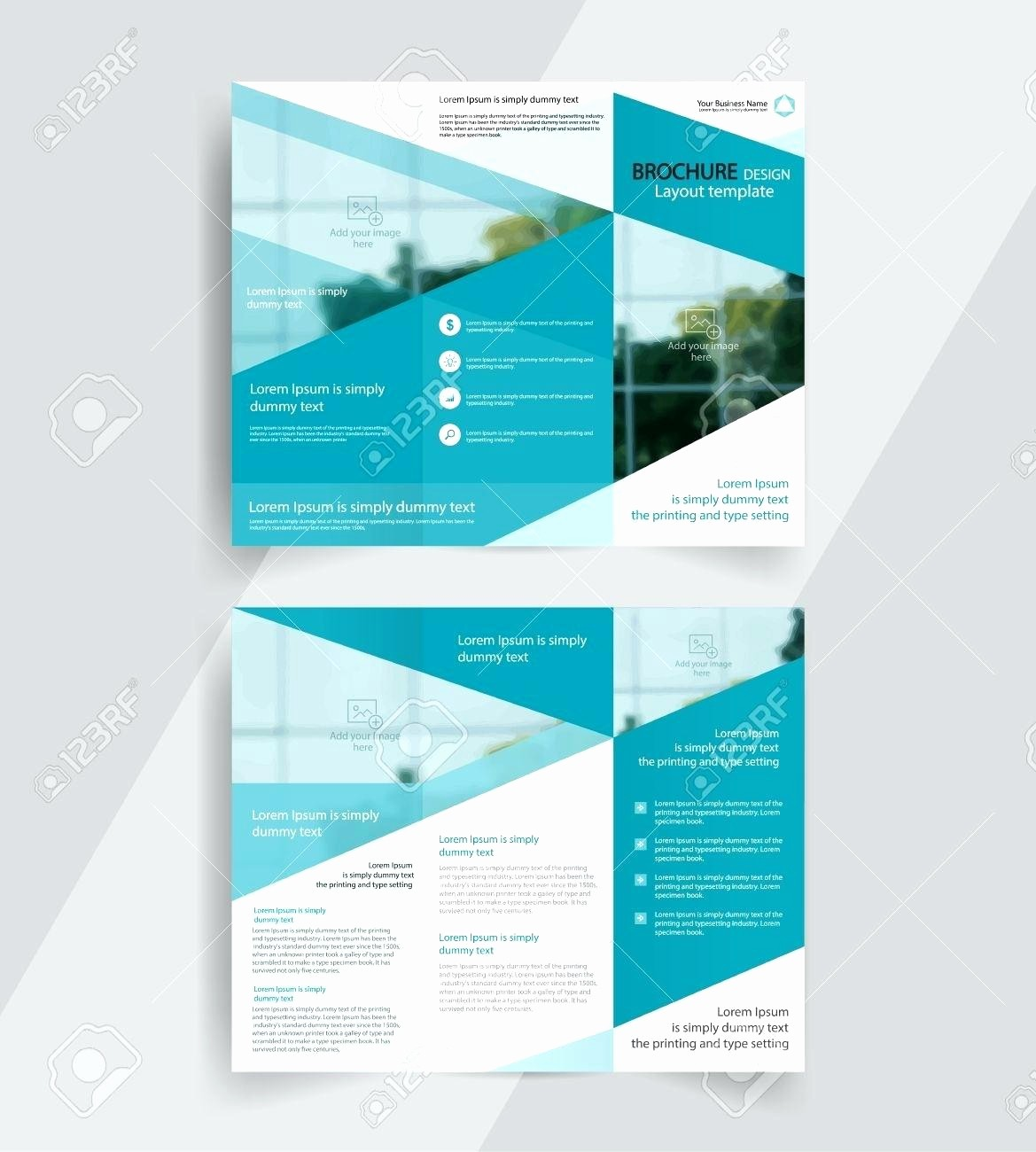 A4 Tri Fold Brochure Template New A4 Tri Fold Brochure Template