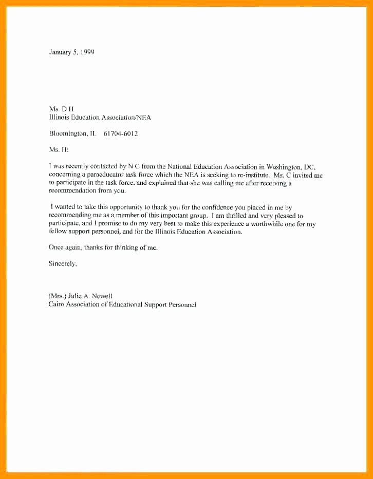 Absence Note Sample for School Elegant Absent Note for School format Efficient Letter Absence