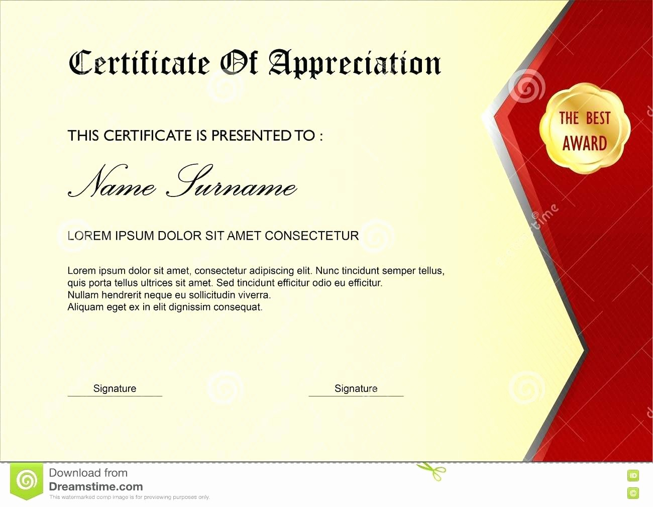 Academic Excellence Award Certificate Template Best Of Template Award Excellence Certificate Template