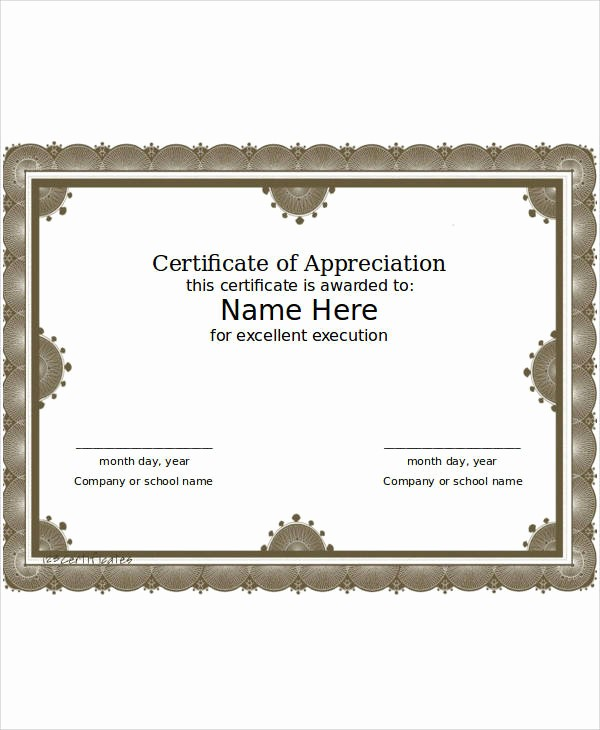 Academic Excellence Award Certificate Template Luxury 32 Printable Award Certificates
