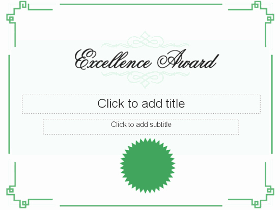 Academic Excellence Award Certificate Template Unique Excellence Award Certificate Free Certificate Templates