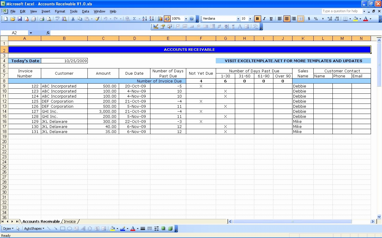 "Accounts Receivable Excel Template Free Lovely Search Results for ""bill Payment Calendar"" – Calendar 2015"