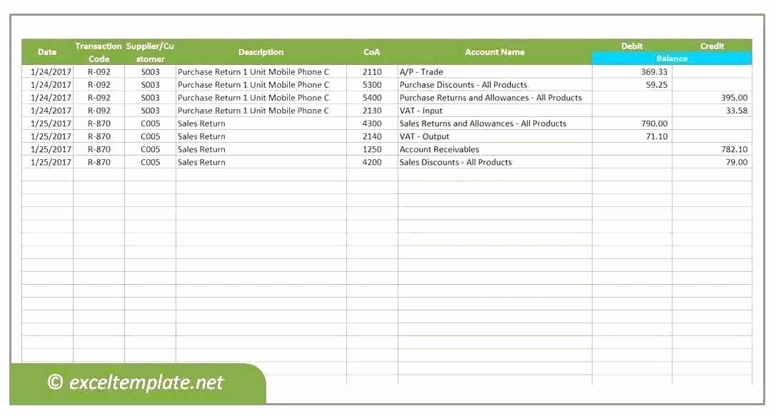 Accounts Receivable Ledger Excel Template Unique Bill Payment Spreadsheet Excel Templates Home Ideas