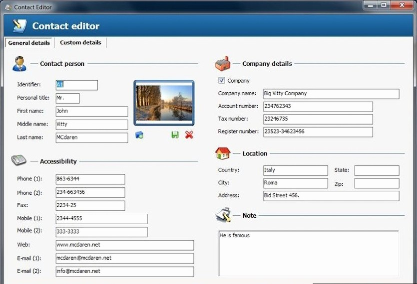 Address Book Online Free Download Best Of Beheer Al Je Contacten Met Free Address Book Download
