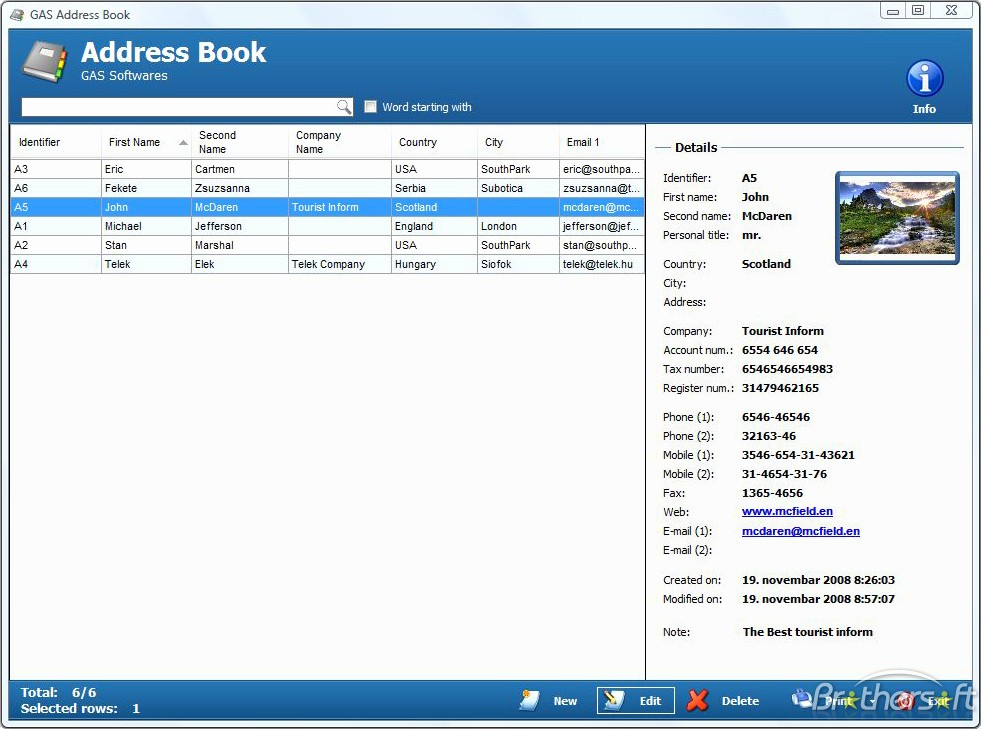 Address Book Online Free Download Best Of Download Free Free Address Book Free Address Book 1 4 5 0