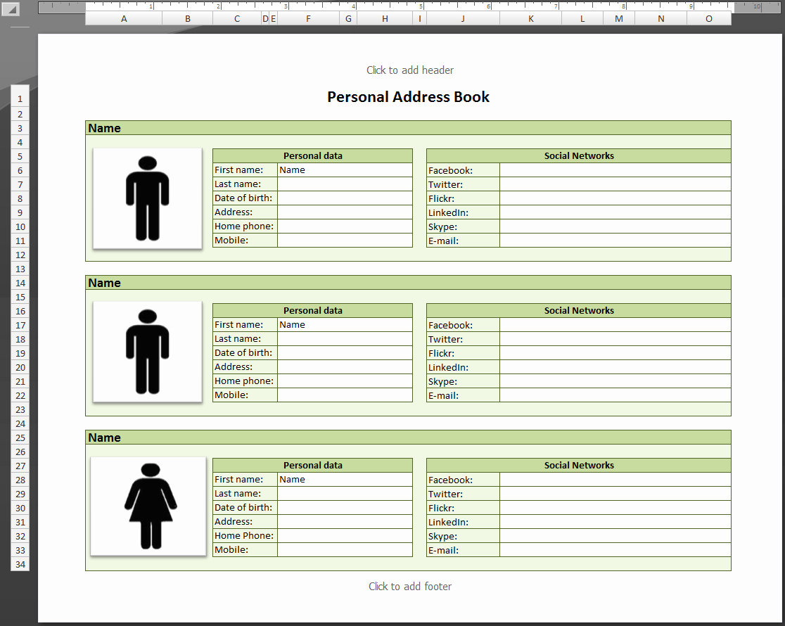 Address Book Online Free Download Unique Best S Of Phone Directory Template Free Download