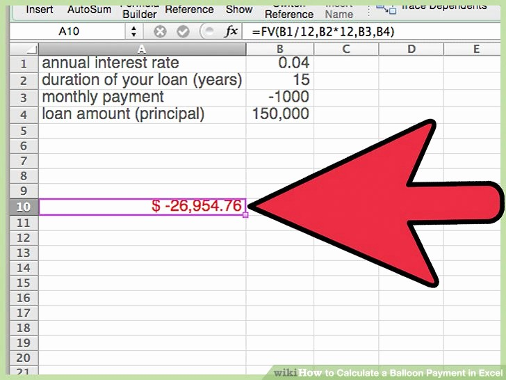 Adjustable Rate Mortgage Calculator Excel Beautiful Adjustable Rate Mortgage Calculator Excel Fresh How to