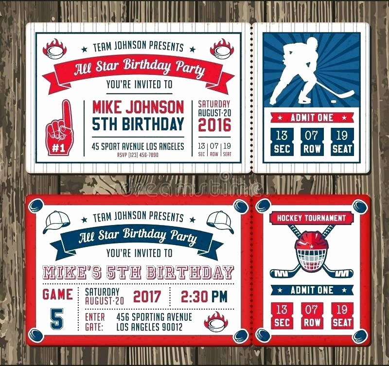 Admit One Ticket Invitation Template Inspirational Ticket Birthday Invitations Tickets Admit E Party Circus