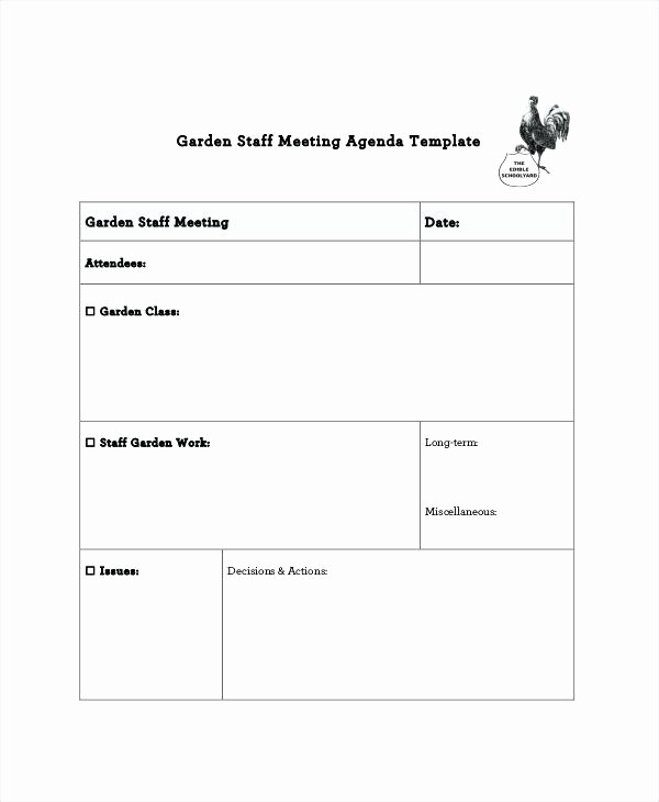 Agenda Example for Staff Meeting Beautiful Supervision Agenda Template Safety Mittee Clinical