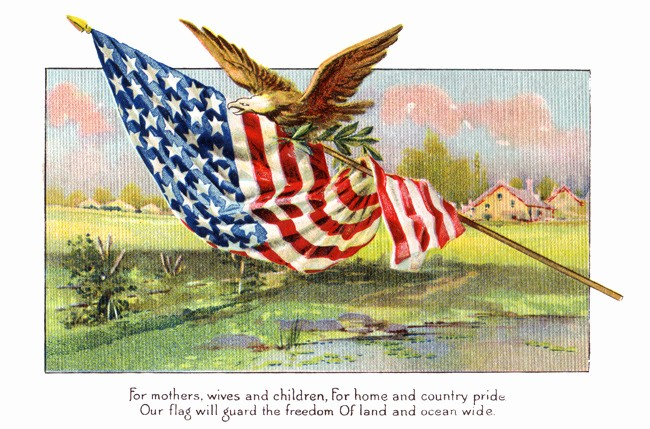 American Flag Border for Word Best Of American Flag Clipart 3