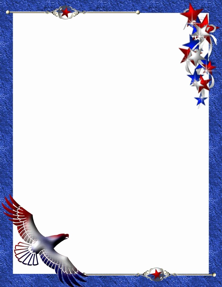 American Flag Border for Word Best Of Free Downloads Of Patriotic