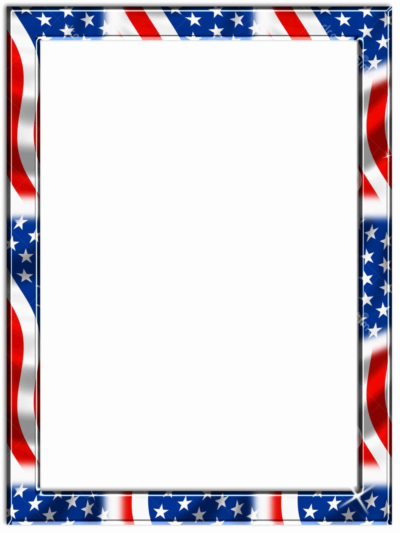 American Flag Border for Word Luxury Free Patriotic Border Download Free Clip Art Free Clip