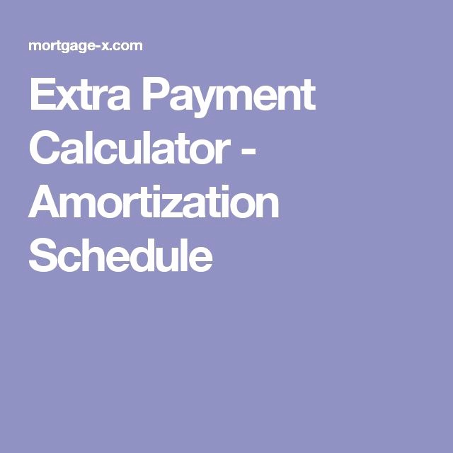 Amortization Calculator with Additional Payments Inspirational 1000 Ideas About Amortization Schedule On Pinterest