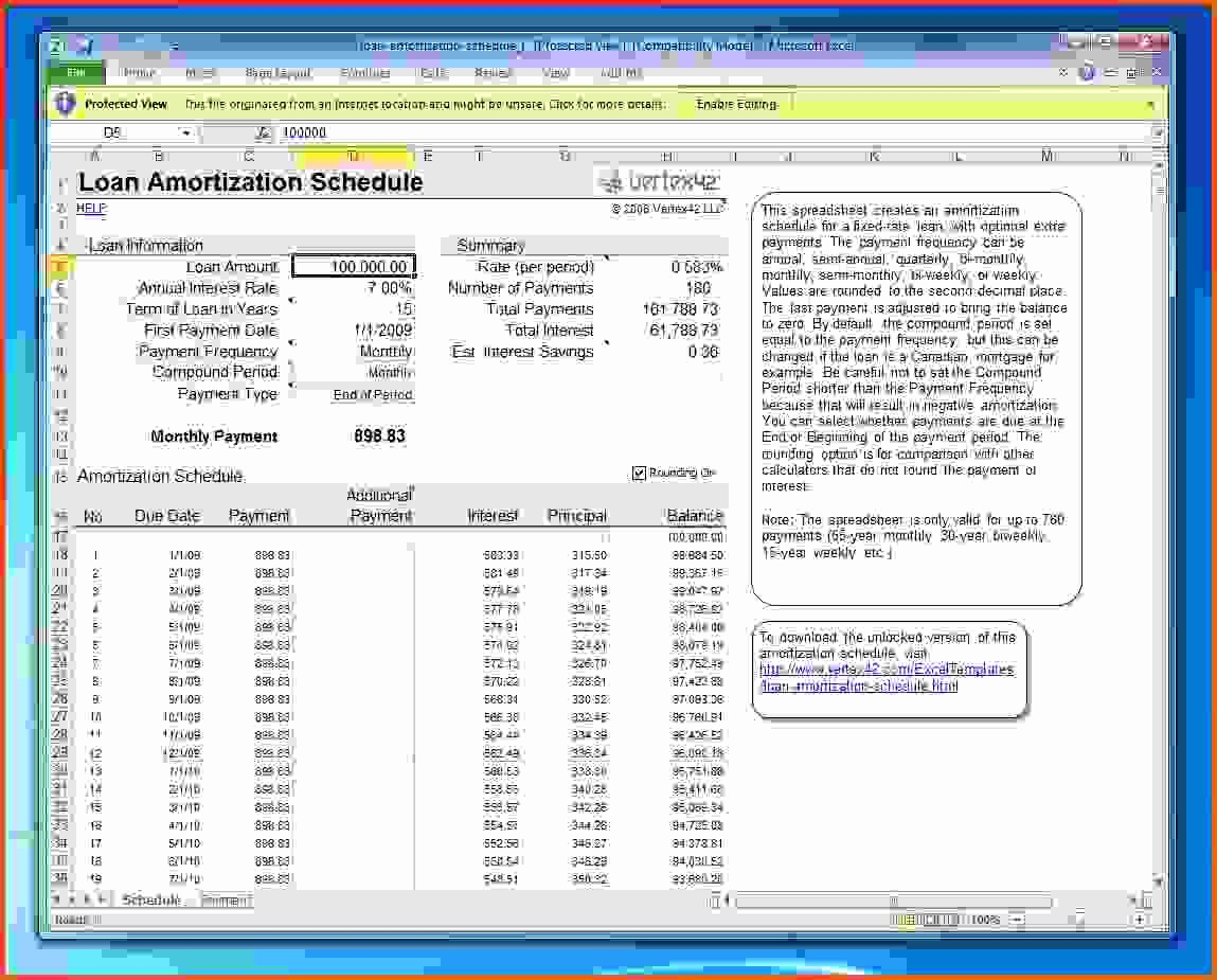 Amortization Calculator with Additional Payments Luxury Mortgage Amortization Spreadsheet Excel Free and Mortgage