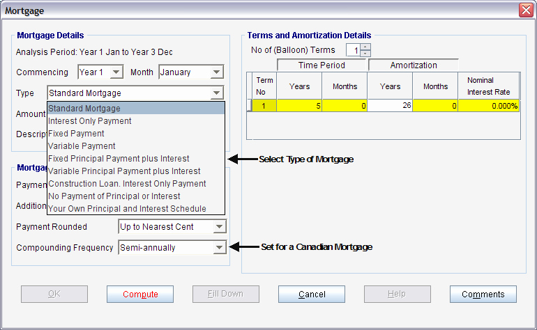Amortization Schedule with Variable Payments Elegant Creative Financing solutions software Templates