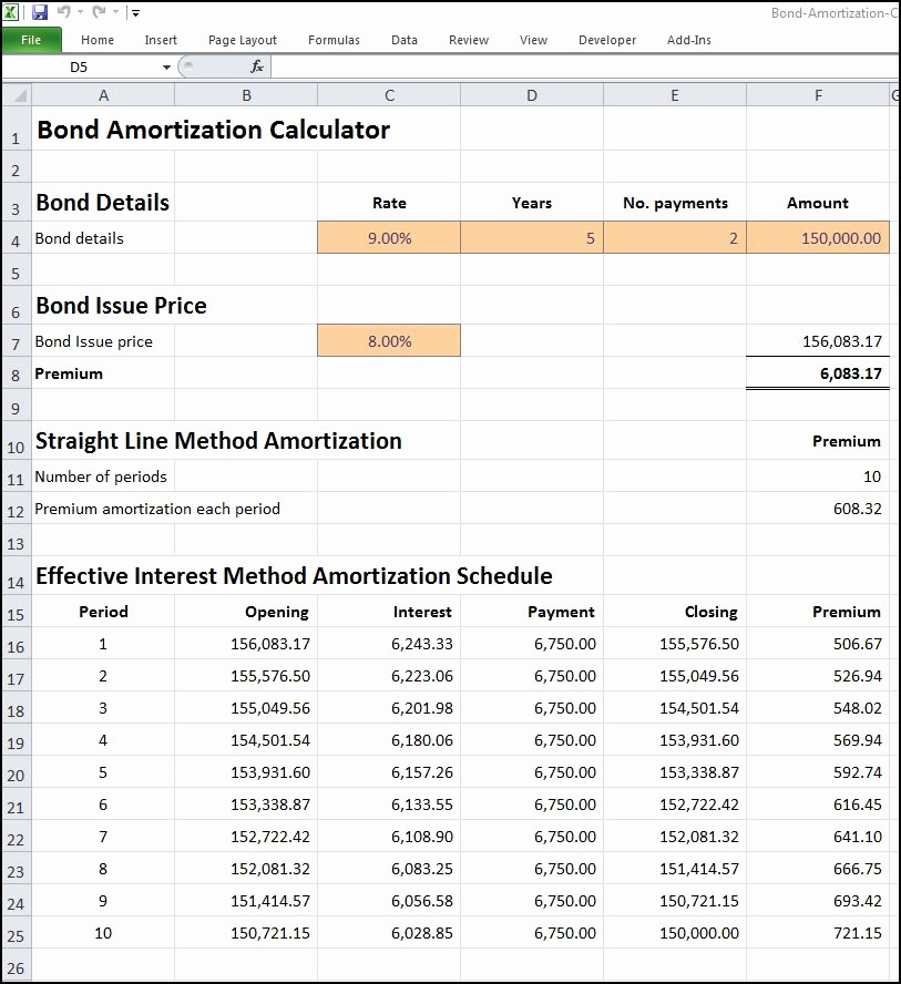Amortization Schedule with Variable Payments New Excel Loan Amortization formula Using Microsoft Excel as