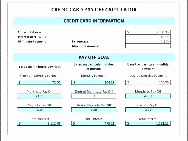Amortization with Balloon Payment Calculator Best Of Loan Amortization Schedule Template Excel Tables to
