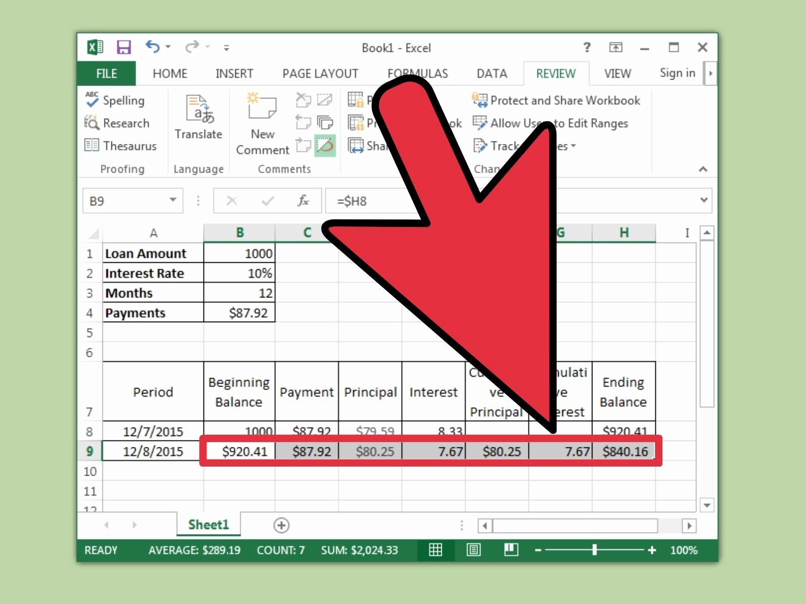 Amortize A Loan In Excel Inspirational How to Prepare Amortization Schedule In Excel 10 Steps