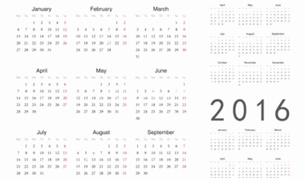 Annual Calendar at A Glance Best Of 2017 Calendar Year at A Glance Calendar Template 2018