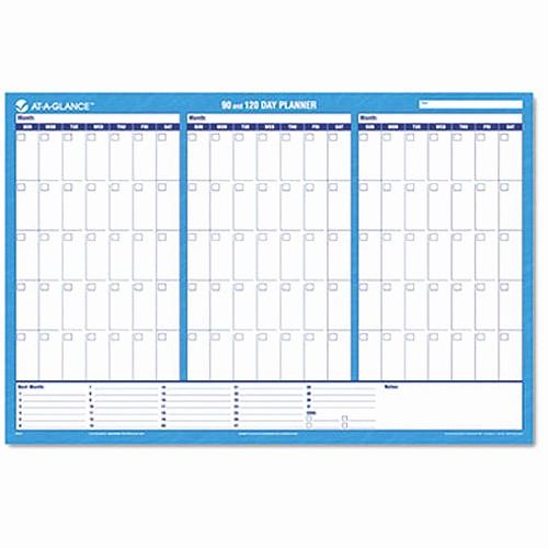 Annual Calendar at A Glance Elegant at A Glance Yearly Wall Calendar 24 X 36 2017 Walmart