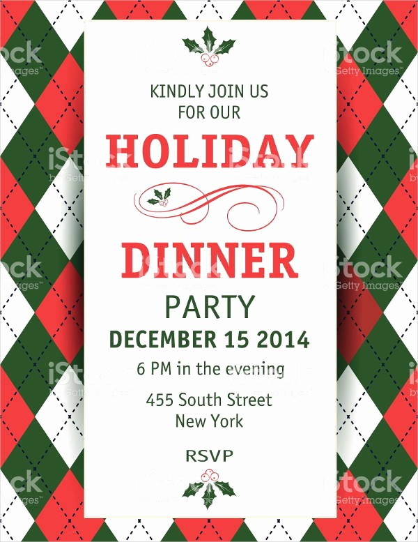 Annual Holiday Party Invitation Template Lovely 48 Dinner Invitation Psd Templates Psd
