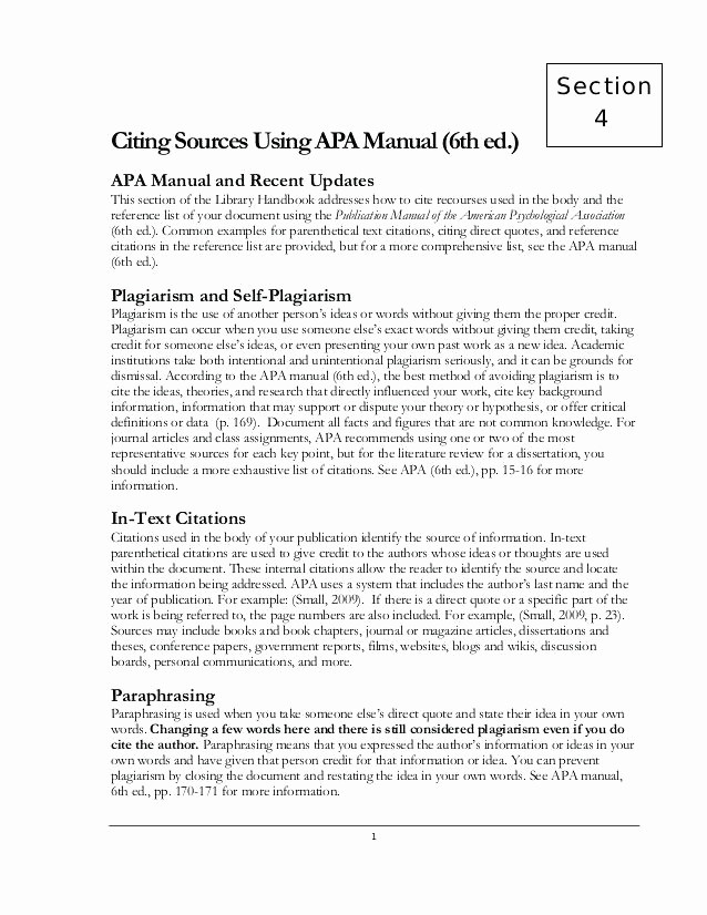Apa 6th Edition Paper format Awesome Sample Literature Review Apa format 6th Edition