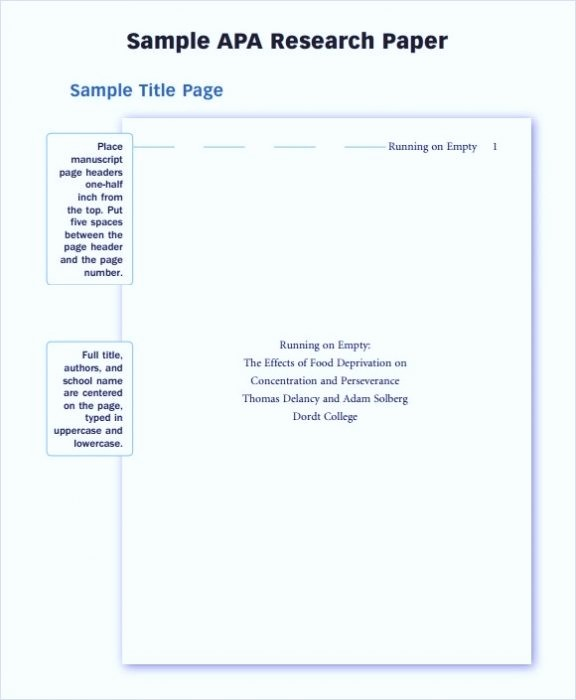Apa 6th Edition Paper format Best Of Apa Essay format Template Word 6th Edition Word