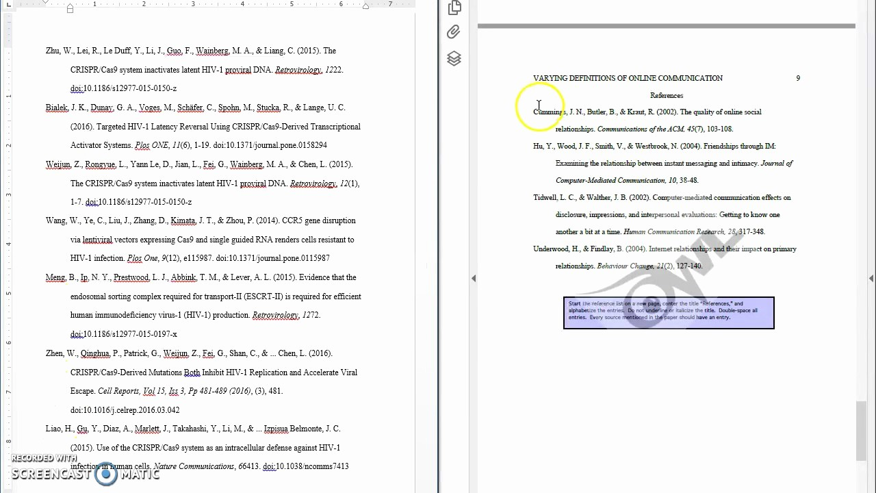 Apa 6th Edition Paper format Elegant Example Apa Reference Page with Doi