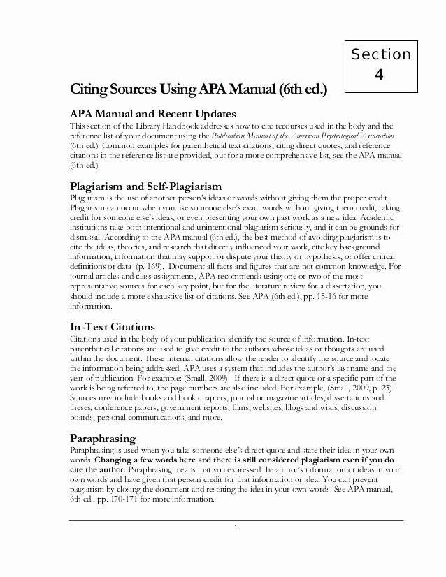 Apa 6th Edition Paper format Unique Sample Literature Review Apa format 6th Edition