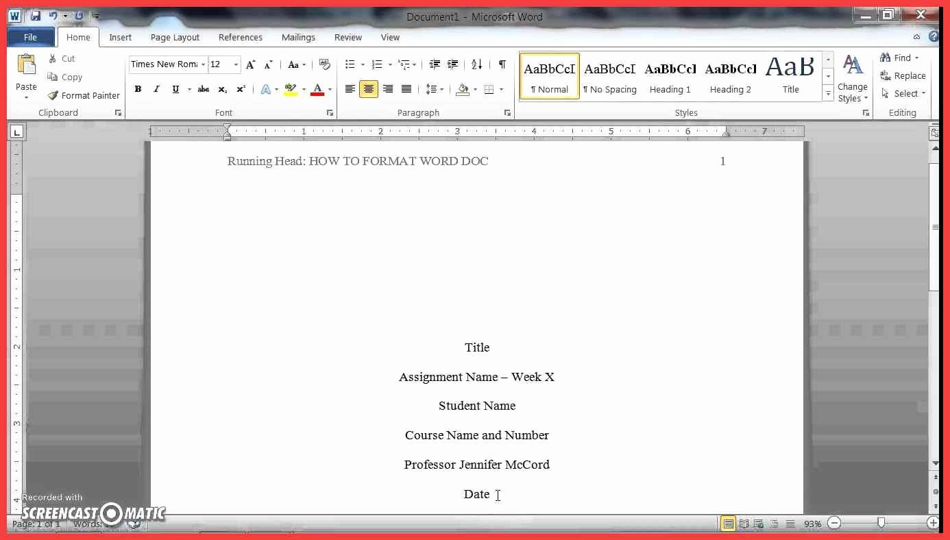 Apa Cover Page format 2016 Lovely Apa Title Page format 2016