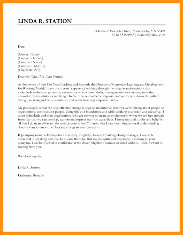 Apa format Cover Page 2016 Inspirational Apa format Cover Letter Sample