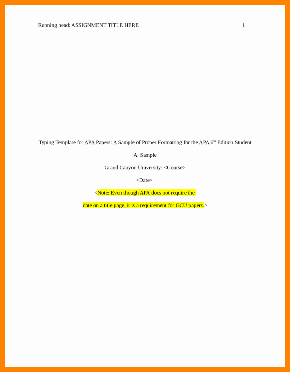 Apa format Cover Page 2017 Fresh 20 Of Apa format Cover Page Template 2017