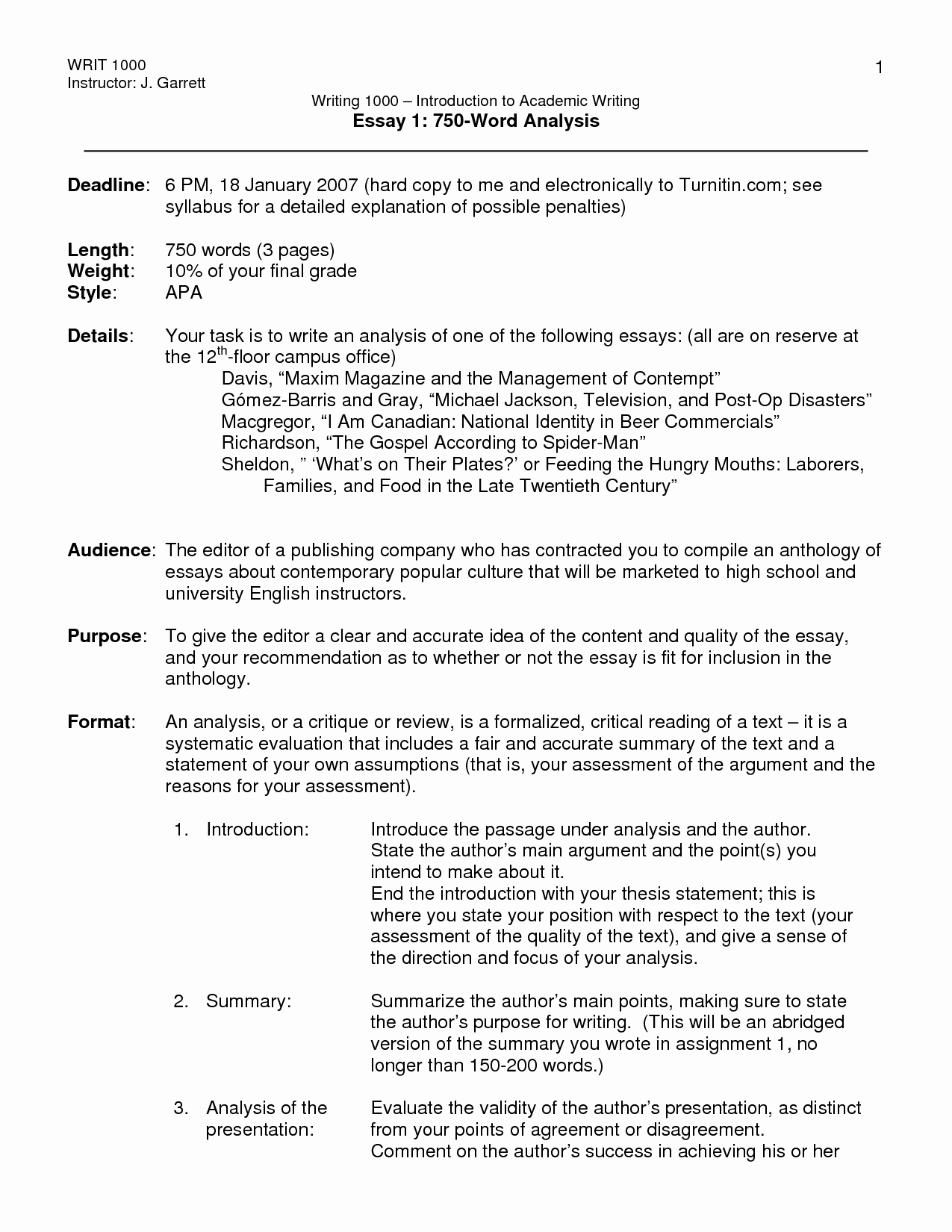 Apa format Example Paper Template Best Of 45 Essay In Apa format Example Apa format Essay Template
