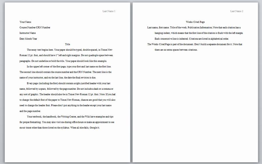 Apa format for A Report Best Of Best S Of Sample Apa Paper format Apa format Essay