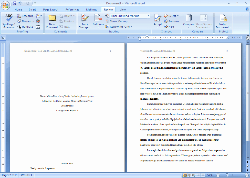 Apa format for A Report New How to format Your Paper In Apa