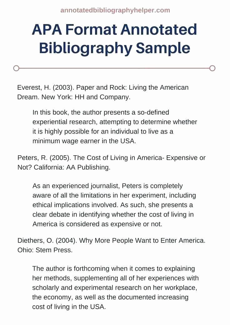 Apa format for Word 2013 Awesome 30 Amazing Annotated Bibliography Apa Template Opinion