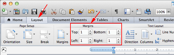 mla format on microsoft word 2011 mac os x