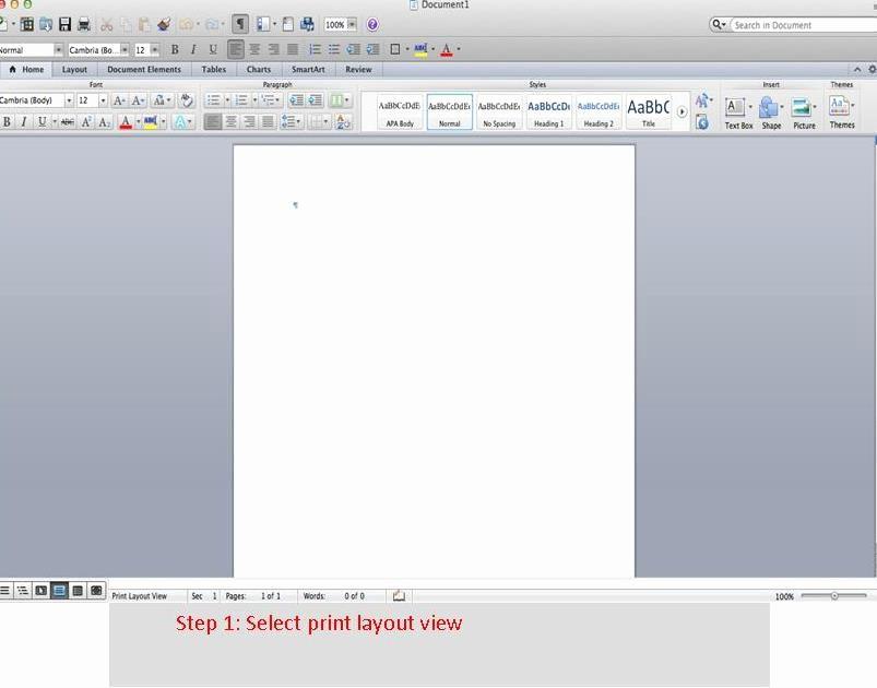 Apa format Microsoft Word Mac Elegant Q How Do I format My Paper In Apa Style Using Microsoft