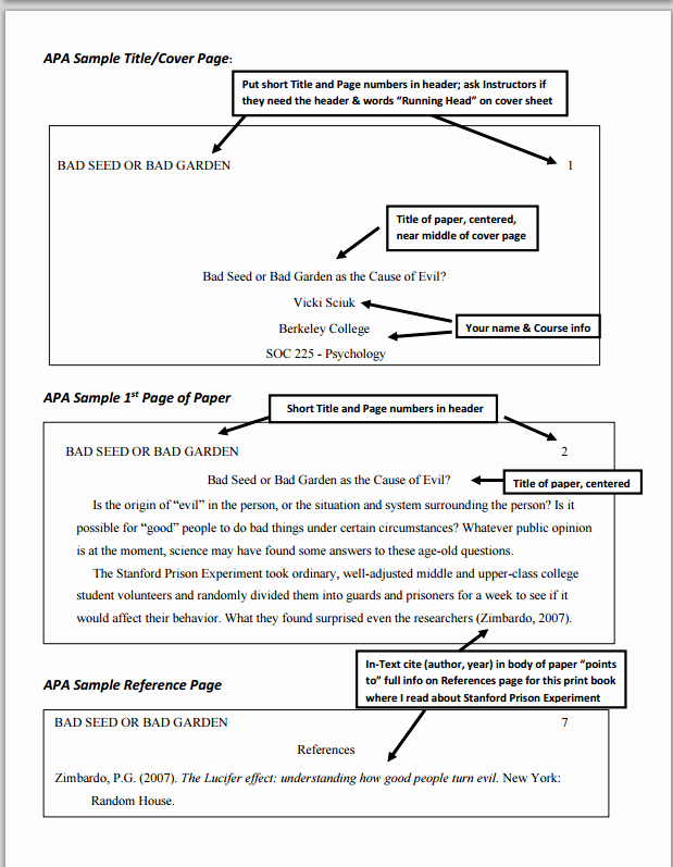 Apa format Sample Paper Doc Best Of How Do I format A Paper In Apa Style Libanswers