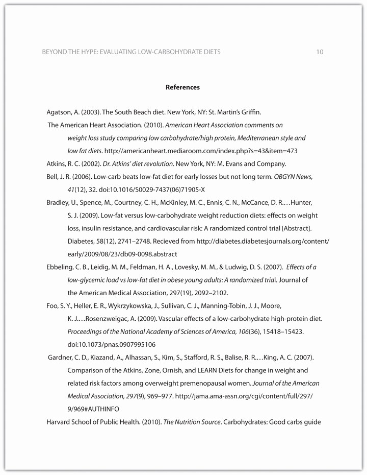 Apa format Sample Paper Doc Lovely Apa and Mla Documentation and formatting