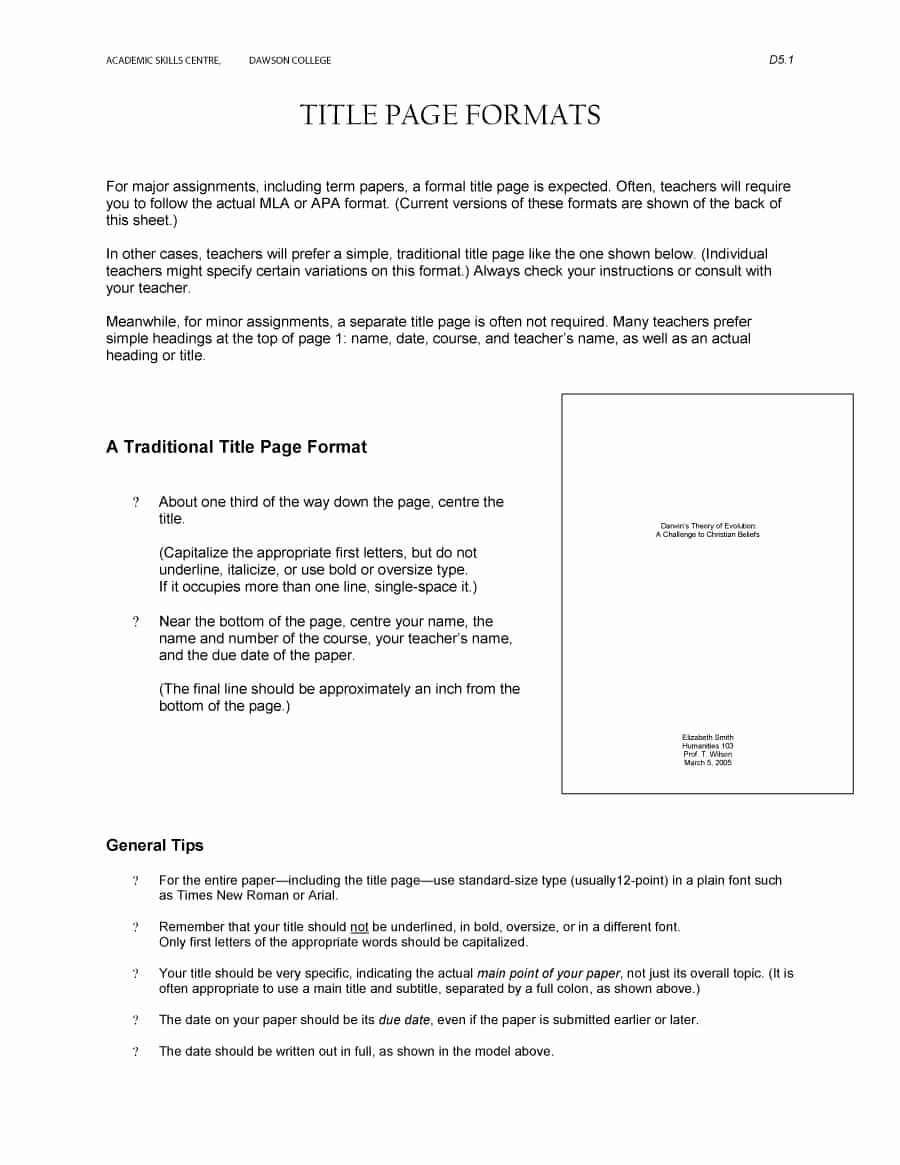 Apa format software Free Download Beautiful 40 Apa format Style Templates In Word & Pdf