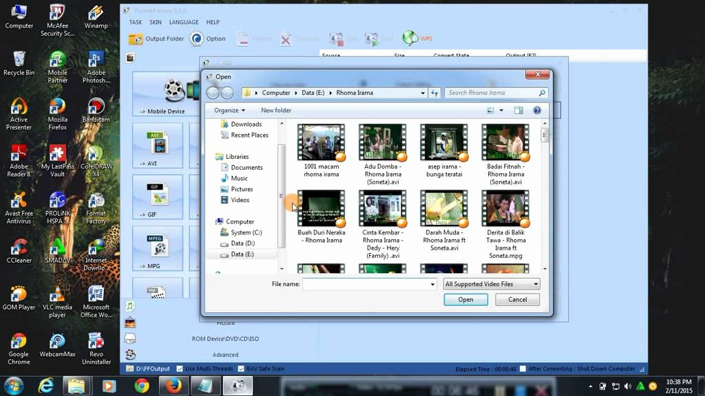 Apa format software Free Download Fresh Download software Untuk Merubah format Video Apa Saja